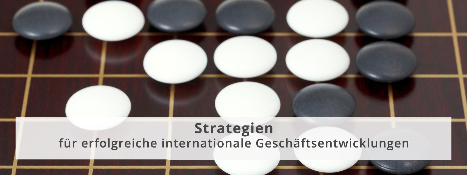 Strategien für erfolgreiche internationale Geschäftsentwicklungen