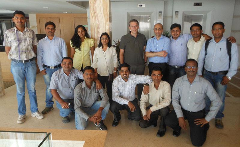 Personalentwicklung - Workshop-Gruppenfoto