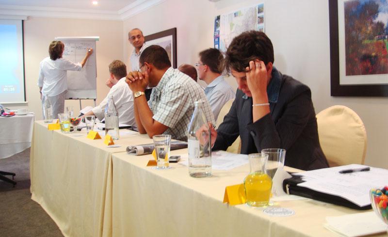 Qualitätssicherung & Arbeitssicherheit - Workshop